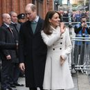 Prince William and Kate Middleton support mental health charity on second day of Ireland tour