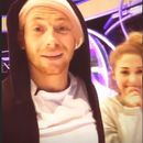 Joe Swash rushed to hospital after being kicked in the ear with an ice-skate for emergency op to drain infected 'goo'