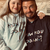 David Beckham and daughter Harper wear matching Friends hoodie for sweet snap