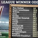 Red hot Man Utd huge 2/1 favourites to WIN Europa League ahead of Inter Milan, Sevilla and Bayer Leverkusen after draw
