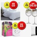 Debenhams slashes up to 50% off duvets and pillows in massive homeware sale