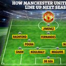 How Man Utd could line-up next season as Solskjaer demands new striker, winger and centre-back to play with Maguire