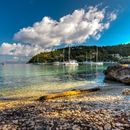 Avoid the crowds and head to Paxos for tranquil turquoise waters and deserted beaches