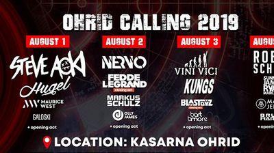 """""""Ohrid Calling 2019"""" на нова локација, дознајте каде"""
