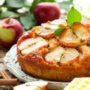 Брз превртен колач од јаболка: Ќе уживате во секое залче!