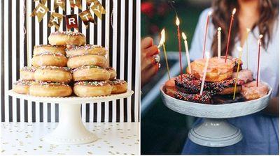 Торти од крофни – сладок фуди тренд кој ќе ја зачини секоја забава