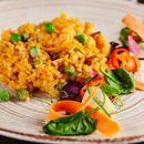 Рецепт на денот: Рижото со кари и зеленчук