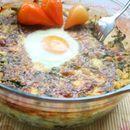 Машки ручек: Потпечен спанаќ од рерна