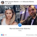 Не е шега: Алекснадар Маленко се ожени по 5-ти пат, овој пат фати Словенка!