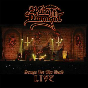 "Поредно лайв видео от KING DIAMOND - ""Sleepless Nights"""