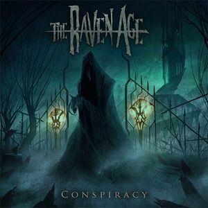 "Слушайте новата песен на THE RAVEN AGE ""The Day the World Stood Still"""