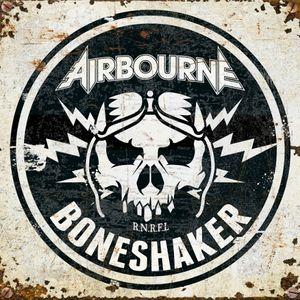 """AIRBOURNE с нов албум през октомври, слушайте заглавното парче """"Boneshaker"""""""