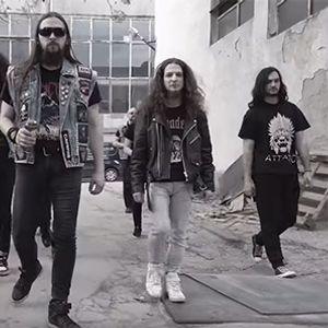 "TERRAVORE с първо официално видео - ""We Came to Destroy"""
