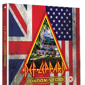 "Детайли за ""London to Vegas"" на DEF LEPPARD"