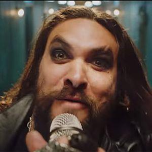 "Джейсън Момоа пусна кадри зад кулисите от клипа на Ozzy Osbourne ""Scary Little Green Men"""