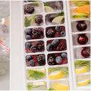 Aromatizovane kocke leda kao idealno osvježenje tokom ljeta