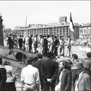 Pronađena nestala francuska podmornica posle pola veka: U njoj bilo 52 člana posade
