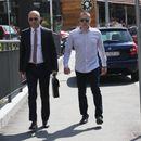 Prve fotografije uoči istorijskog suđenja: Zoran Marjanović stigao u sud