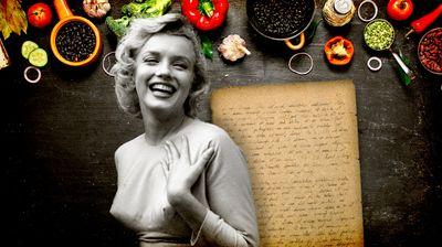 Zaboravljene beleške Merilin Monro otkrivaju recept koji je tek nedavno ugledao svetlost dana