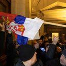 Brnabić, Dačić i Mihajlović osudili incident na skupštinskim vratima: To nije politički čin