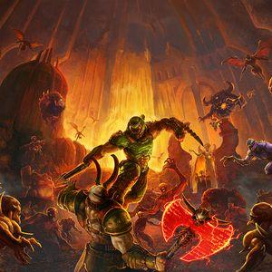 Šta ima novo u paklu? Doom Eternal - 22 sata krvave borbe protiv demona!