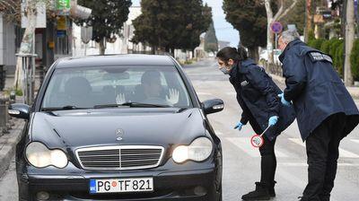 Napustili teritoriju Opštine Tuzi i boravili u Podgorici: Policija ih zatekla u marketu