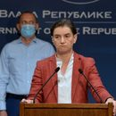 PM Brnabic pleads with citizens to wear masks: Belgrade, Sabac, Kragujevac and Novi Pazar worst-hit