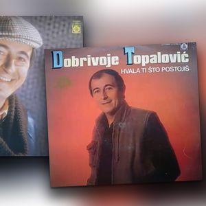 Dobrivoje Topalović u pesmama Miše Mijatovića: Medousti gospodin (PLEJLISTA)
