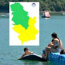 U ovim krajevima Srbije vreme danas može biti opasno: Mere zaštite neophodne, oprez ako izlazite