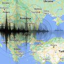 Zemljotres kod Zakintosa: Registrovan je u moru, jačine 4,1 stepen po Rihteru