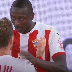 U Partizanu trljaju ruke: Novi gol Umara Sadika i peta vezana pobeda Almerije u Segundi