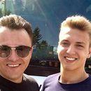Даниел Кајмакоски го покажа помалиот брат