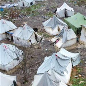 Еве како сега изгледа бегалскиот камп во Босна и Херцеговина