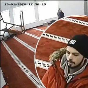 Влезе во џамија да се моли па ја украде кутијата за донации