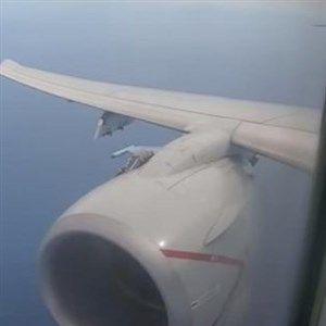 (Видео) Еве како руски Су-35 го пресретнаа нивниот Посејдон!
