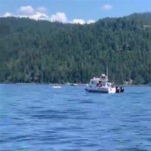 Три деца загинна во директен судир на два авиони над езеро во Ајдахо