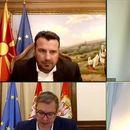 Вучиќ: Многу успешен разговор со Заев и Рама во пресрет на Форумот во Скопје на 29 јули