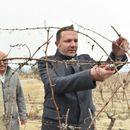 Спасовски и Димковски традиционално ги закроија лозјата во Тиквешкиот регион