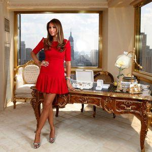Од 5 до 47 години: Трансформациите на Меланија Трамп