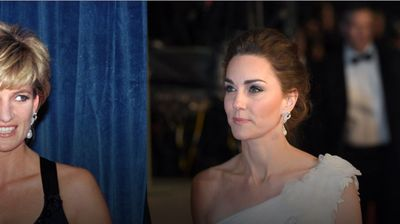 Сите очи вперени во Кејт Мидлтон: Модата на БАФТА наградите
