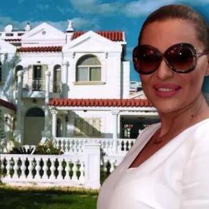 Во дворот има осветена капела: Како изгледа куќата на Цеца во Кипар?