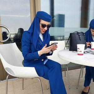 Животот на една македонска стујардеса од Saudia Airlines
