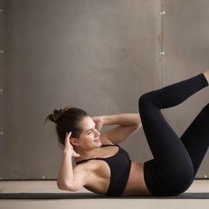 Повеќе штета, отколку корист: Вежбате со неквалитетни спортски хеланки и градник?