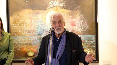 Рубенс Корубин: Сликарски великан на емоциите со своја јубилејна изложба