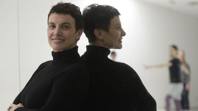 Рисима Рисимкин, кореограф: Чудно време, ние работиме со телото, што сега е забрането