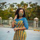 Стил на денот: Елегантен аутфит со африкански дезен