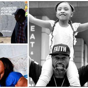 Тато го промени светот: Емотивно видео од ќерката на Џорџ Флојд