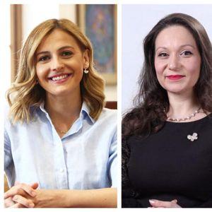 """Прави или криви, битно да се линии: Македонските политичарки """"одлепија"""" по овој стил"""