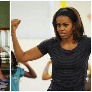 Мишел Обама има стомачни и во шестата деценија: Вака вежба поранешната прва дама на САД