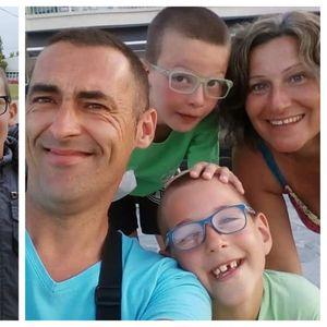 Првиот син го посвоивме како бебе, вториот на четири години, кога првпат се видоа – се прегрнаа: Ксенија и Саша Петковиќ за Женски магазин